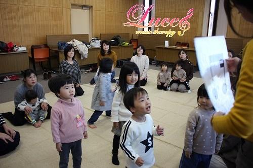 3人目、2人目もリトミックレッスンにお申し込み! リピーターの方々もたくさん! 姫路市リトミック
