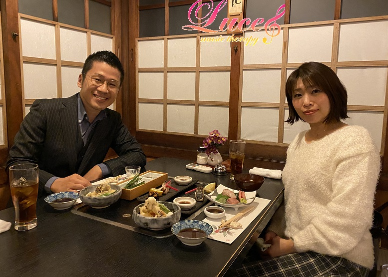 姫路広畑区「はしもと歯科医院」素敵な医院長先生と打ち合わせでした! 0歳からの姫路リトミック教室