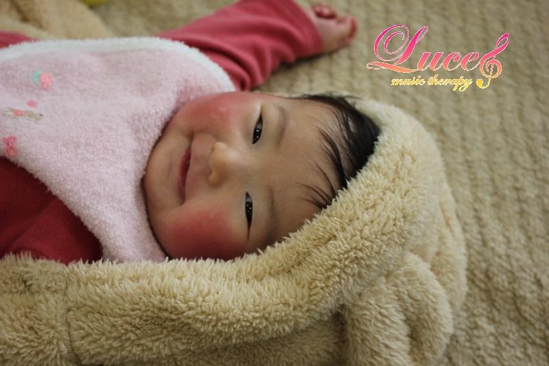 0歳児赤ちゃんベビーリトミックのお問い合わせもいただいています♪ 姫路ルーチェリトミック
