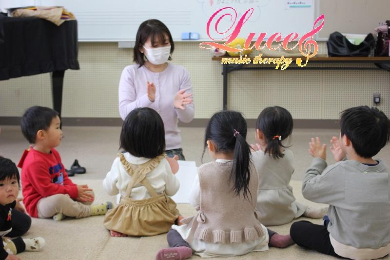姫路市灘(白浜町)市民センター教室の認定式リトミックレッスン!0歳からの姫路市ルーチェリトミック