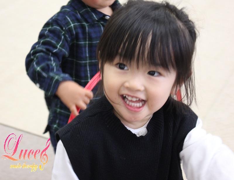 全員ご入会!姫路市灘(白浜町)リトミック教室 姫路市的形町1歳のAくんのお母さまからご感想
