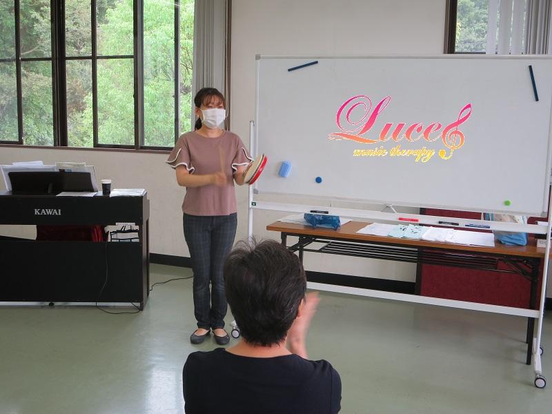 またご依頼!音楽療法士による健康音楽講座 コロナ禍での「心に響く生演奏」姫路市音楽療法士